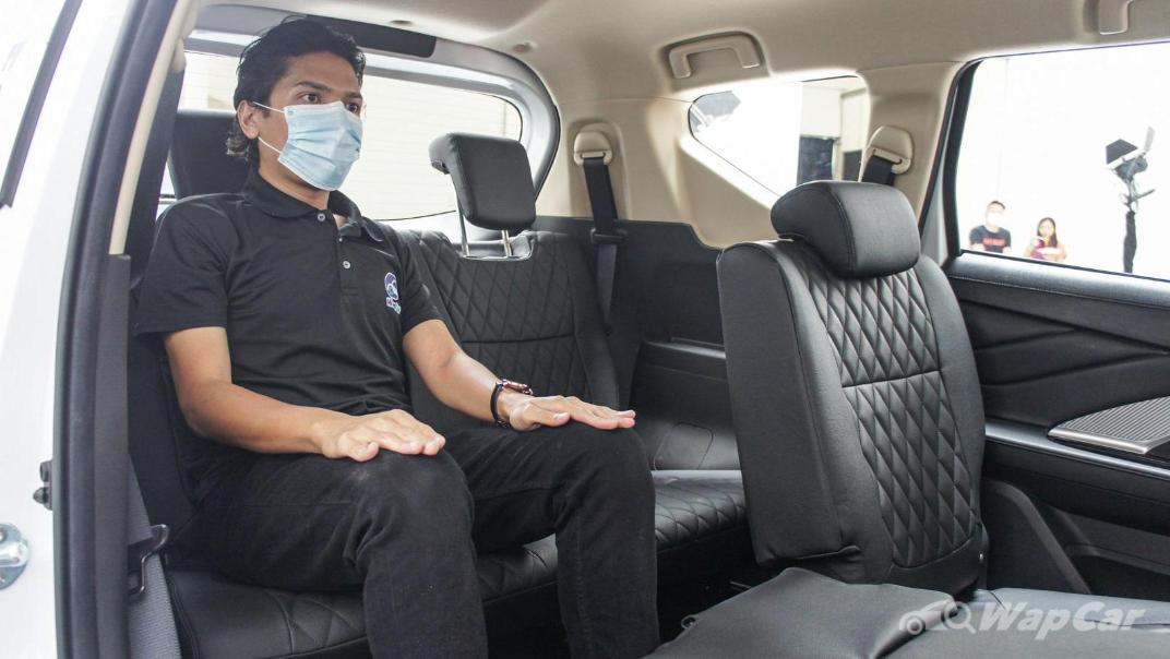 2020 Mitsubishi Xpander 1.5 L Interior 072