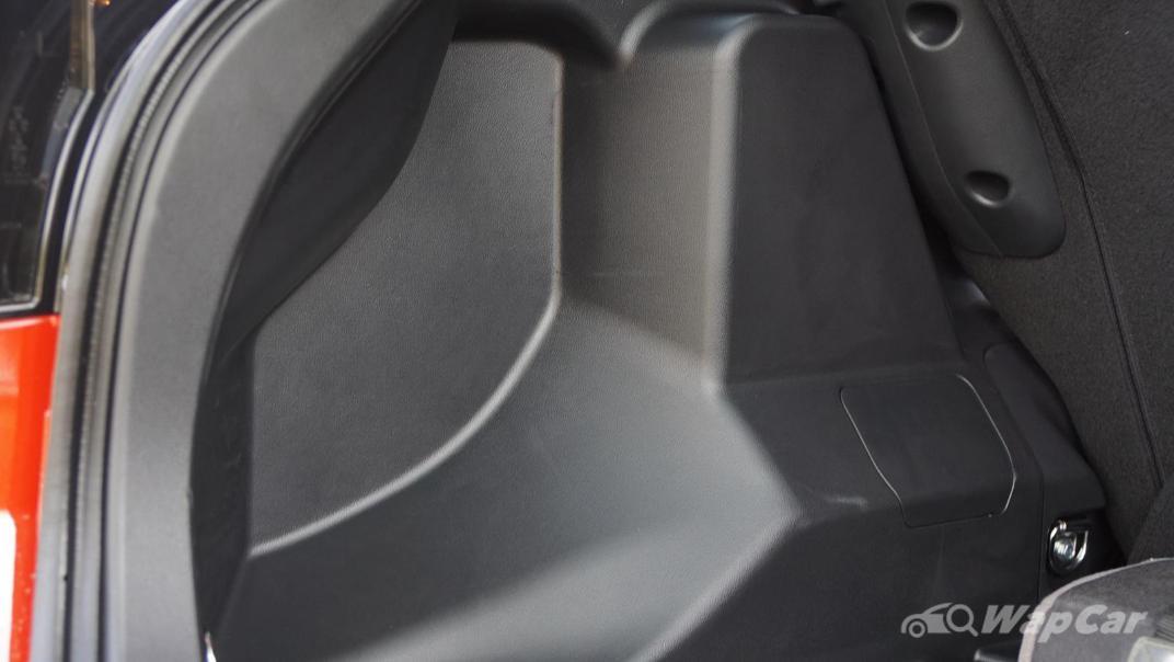 2021 Perodua Ativa 1.0L Turbo AV Special Metallic Interior 091