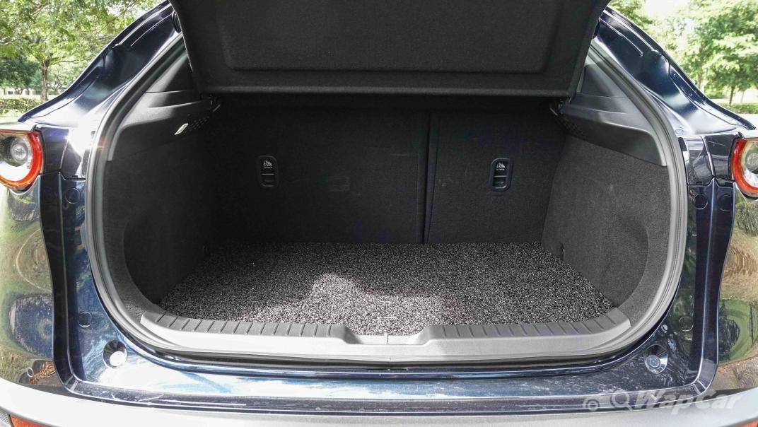2020 Mazda CX-30 SKYACTIV-G 2.0 High AWD Interior 044