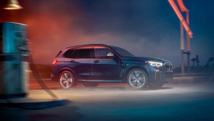 BMW X5 (2019) Exterior 002