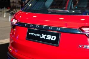 Sorry, we made a mistake. All 2020 Proton X50 1.5 will be 3-cylinders, no 4-cylinders