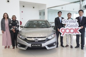 Honda Malaysia Collaborating With Astro Radio, Tealive, And Unifi For 9-Car Giveaway