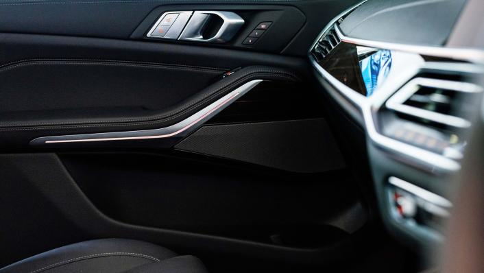 2021 BMW X7 xDrive40i Pure Excellence Interior 004