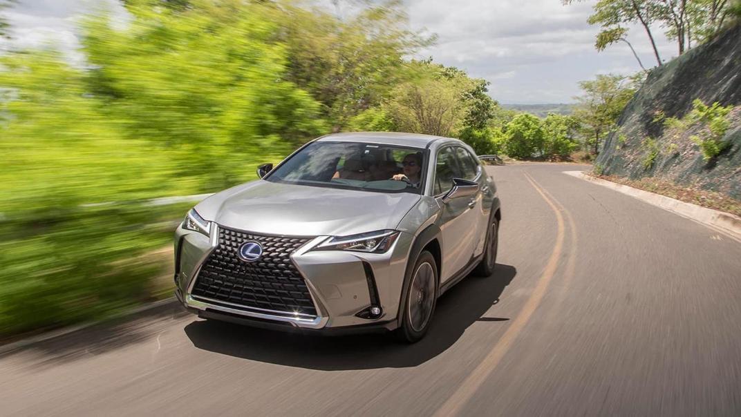 2020 Lexus UX Exterior 009