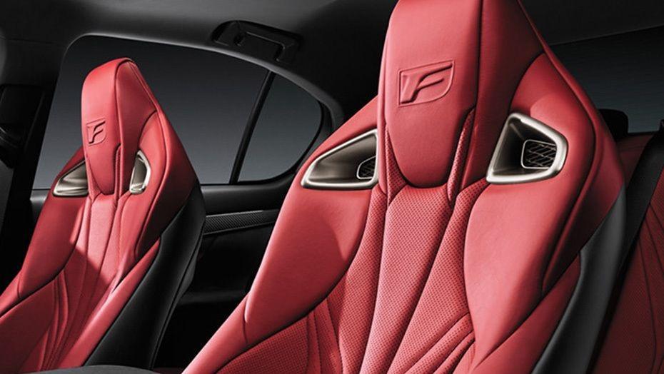 Lexus GS (2018) Interior 005