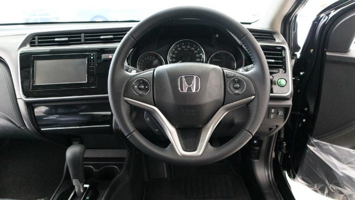 2018 Honda City 1.5 V Interior 005