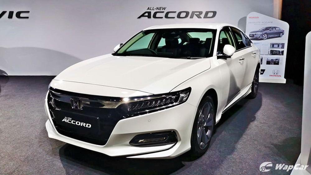 2020 Honda Accord 1.5TC Premium Exterior 082