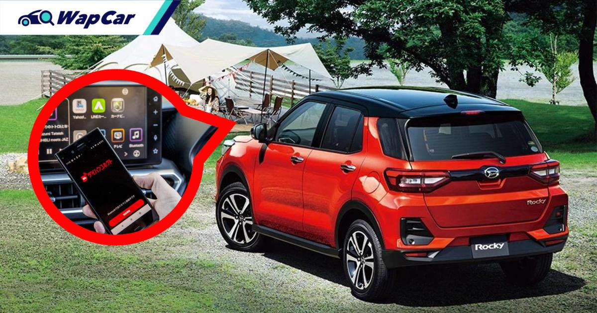 Indonesia to launch Daihatsu Connect with Rocky, Perodua D55L to follow? 01