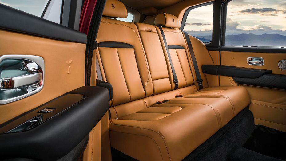 2018 Rolls-Royce Cullinan Cullinan Interior 010