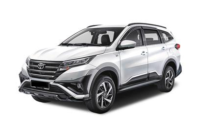 2019 Toyota Rush 1.5G AT
