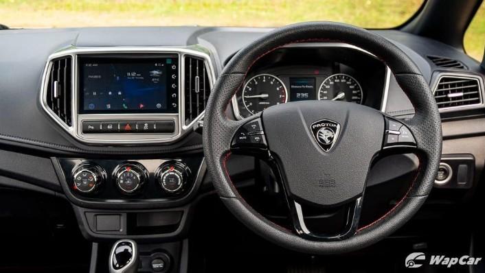 2019 Proton Iriz 1.6 VVT Premium CVT Interior 003