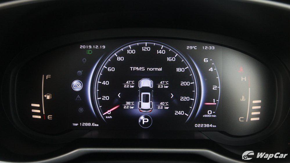 2018 Proton X70 1.8 TGDI Premium 2WD Interior 087