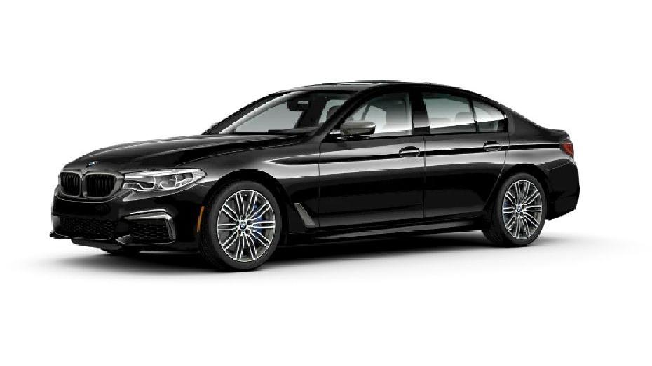 BMW 5 Series (2019) Others 003
