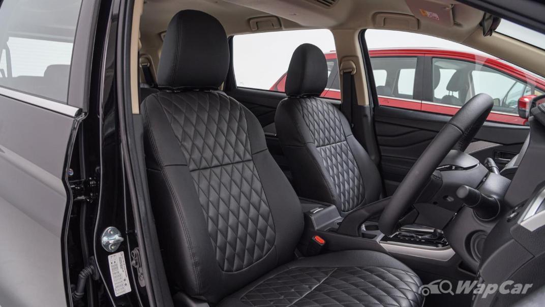 2020 Mitsubishi Xpander 1.5 L Interior 032