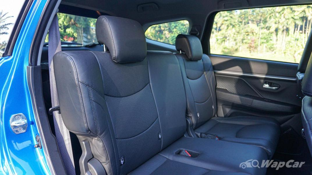 2019 Perodua Aruz 1.5 AV Interior 027