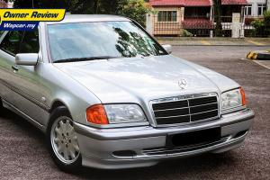 Owner Review: A 20-year-old car with all the modern equipment you need - My 2000 Mercedes-Benz W202 C230 Kompressor