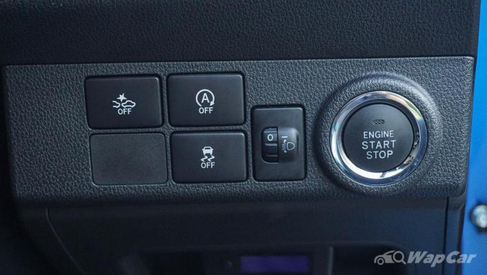2019 Perodua Aruz 1.5 AV Interior 009