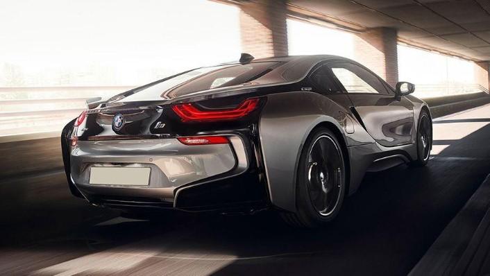 BMW i8 Coupe (2019) Exterior 004