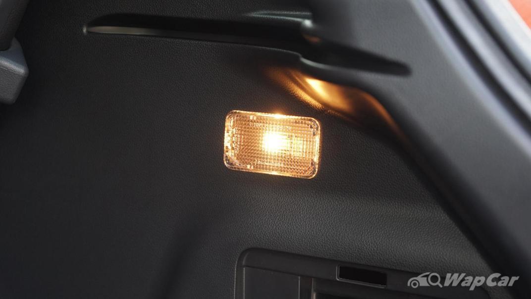 2021 Perodua Ativa 1.0L Turbo AV Special Metallic Interior 088