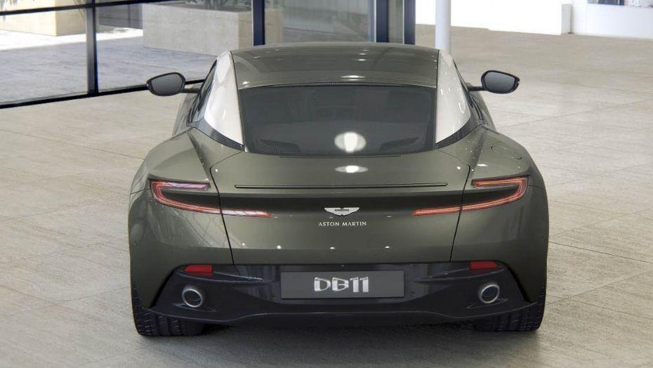 Aston Martin DB11 (2018) Exterior 008