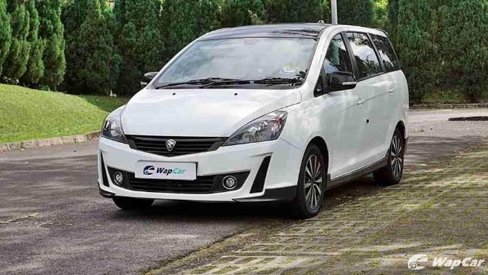 2019 Proton Exora 1.6 Premium CVT Exterior 001
