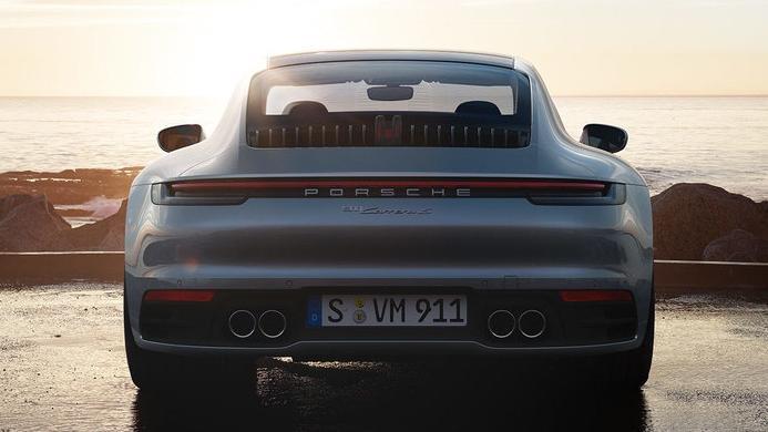 2019 Porsche 911 the new 911 Carrera Cabriolet Exterior 004