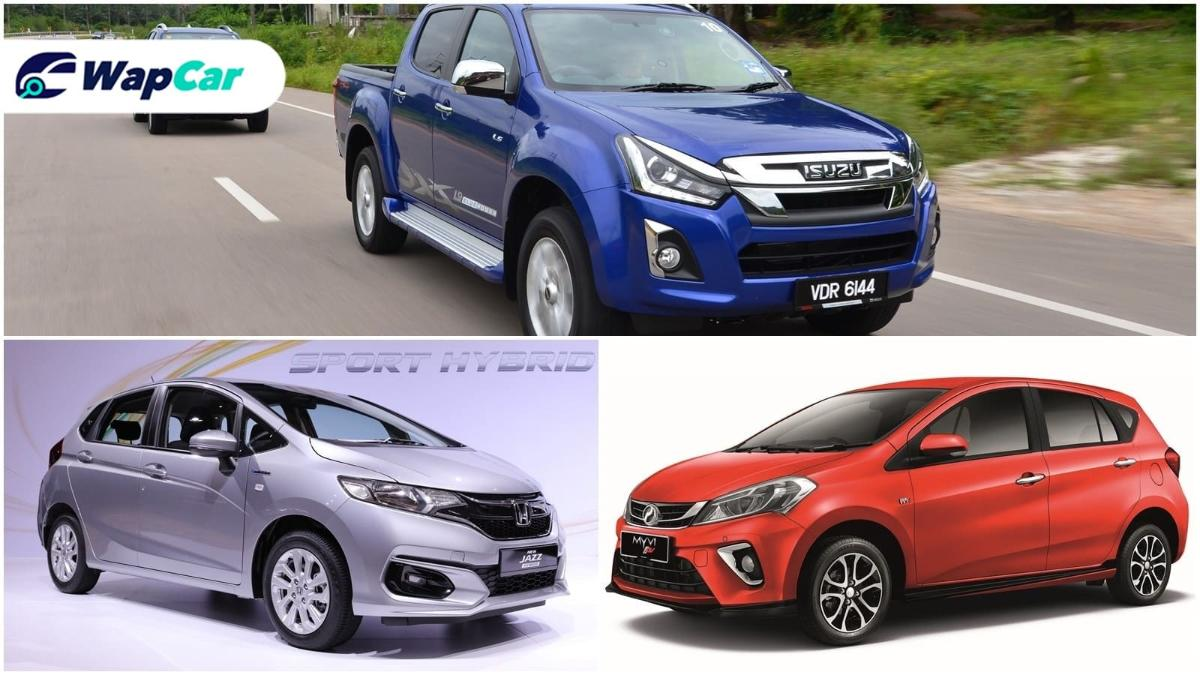 The 7 most reliable engines in Malaysia, which cars have them? 01