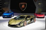 Frankfurt 2019: Lamborghini made a hybrid supercar and it still comes with a V12!