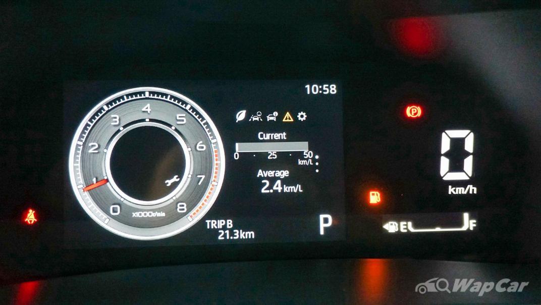 2021 Perodua Ativa 1.0L Turbo AV Interior 024