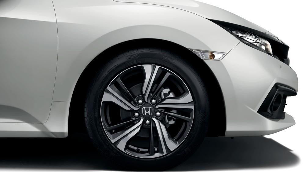 2020 Honda Civic Exterior 009