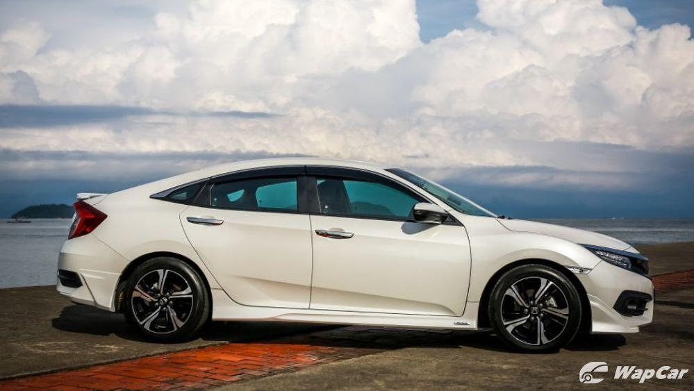 2018 Honda Civic 1.5TC Premium Exterior 003