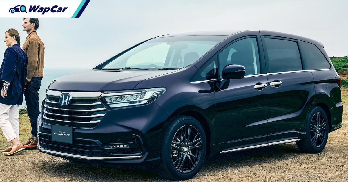 Honda Odyssey hembus nafas terakhir, Malaysia boleh dapat satu facelift lagi? 01
