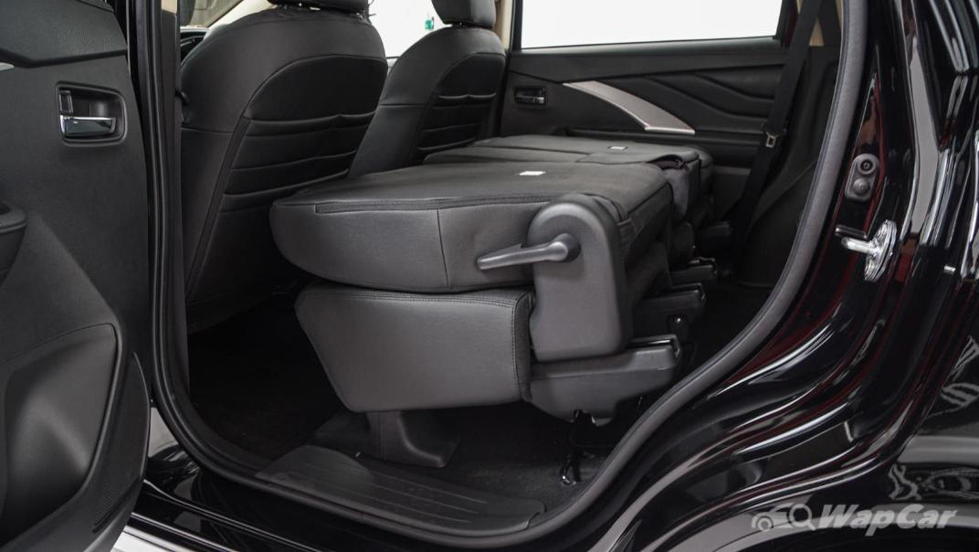 2020 Mitsubishi Xpander 1.5 L Interior 043
