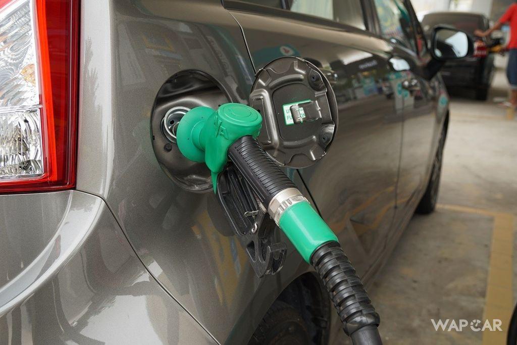 31 August - 6 September 2019 Fuel Price Update: RON97 1 Sen Down 01