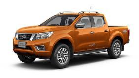 Nissan Navara (2018) Exterior 005