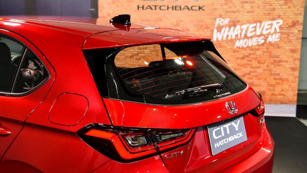 2021 Honda City Hatchback International Version Exterior 052