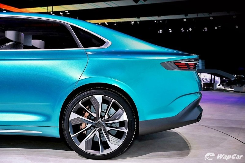 Geely Preface Concept: Could this be the next Proton Perdana? 02