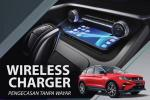 Optional wireless charger to be offered for Proton X50, dealers confirm