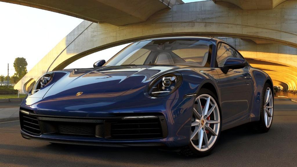 2019 Porsche 911 Carrera 4S Exterior 001