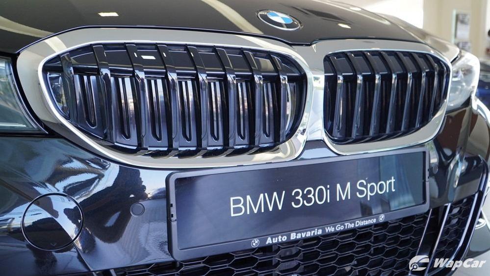 2019 BMW 3 Series 330i M Sport Exterior 012