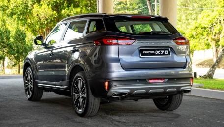 2020 Proton X70 1.8 Standard 2WD Price, Reviews,Specs,Gallery In Malaysia   Wapcar