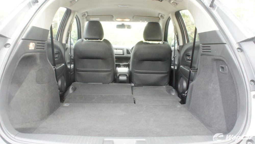 2019 Honda HR-V 1.5 Hybrid Interior 137