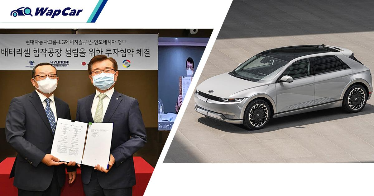 Hyundai and LG investing RM 4.6 billion to build EV battery plant in Indonesia 01