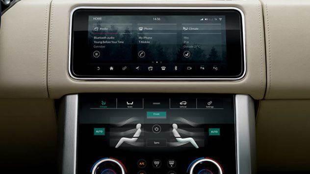Land Rover Range Rover (2017) Interior 006