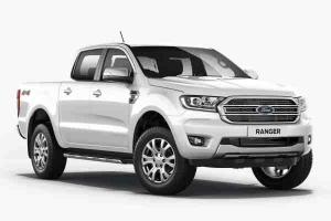 Ford Ranger XLT Plus facelifted in Malaysia! RM 129,888, new front design