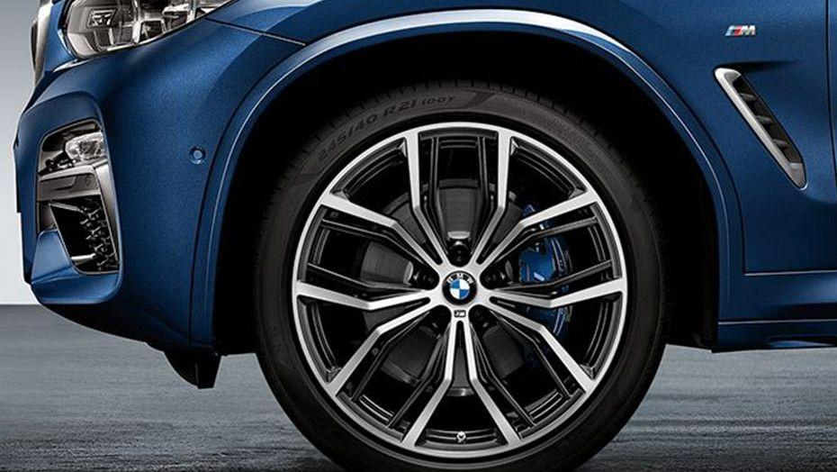 BMW X3 (2019) Exterior 008