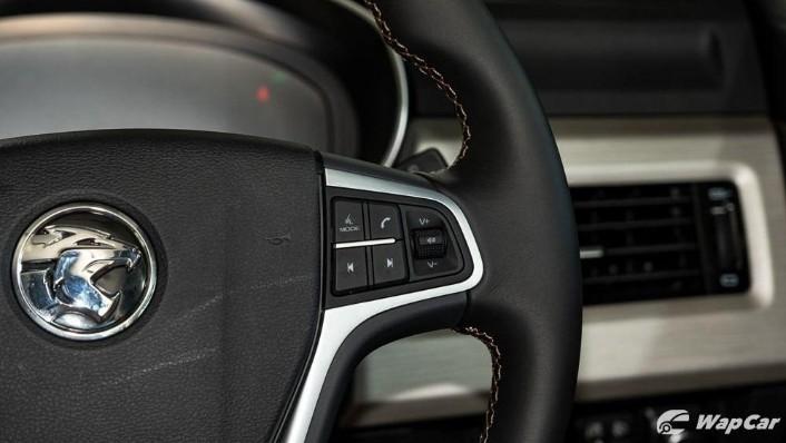 2020 Proton X70 1.8 Premium 2WD Interior 009
