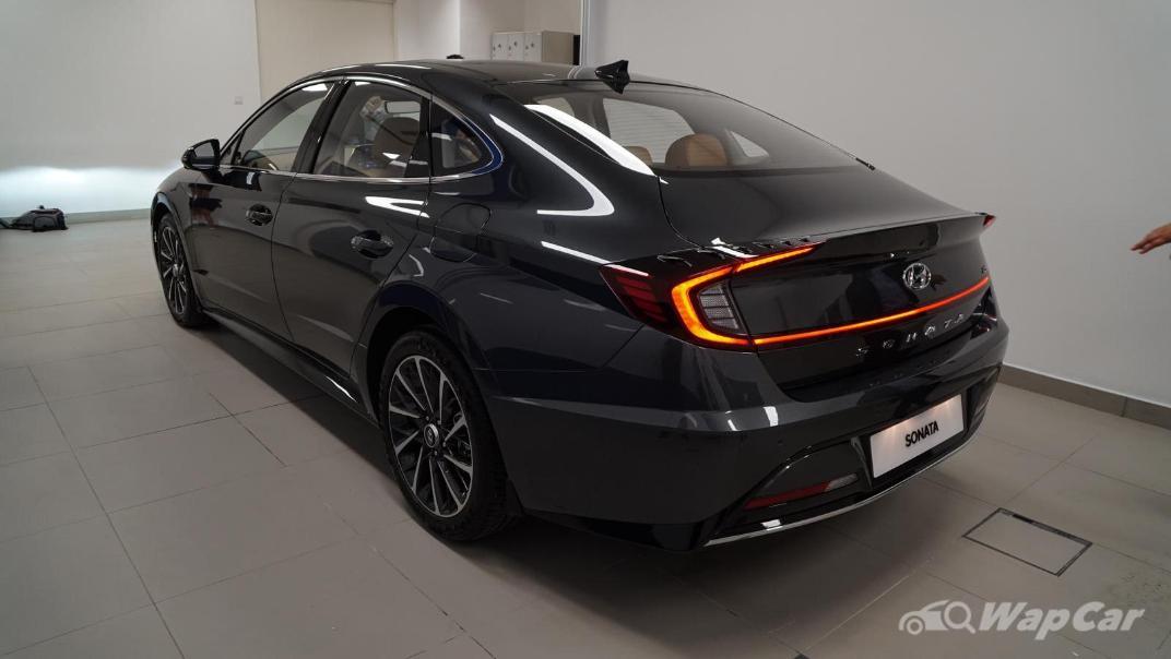2020 Hyundai Sonata 2.5 Premium Exterior 054