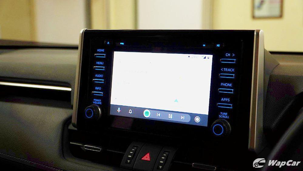 2020 Toyota RAV4 2.5L Interior 054