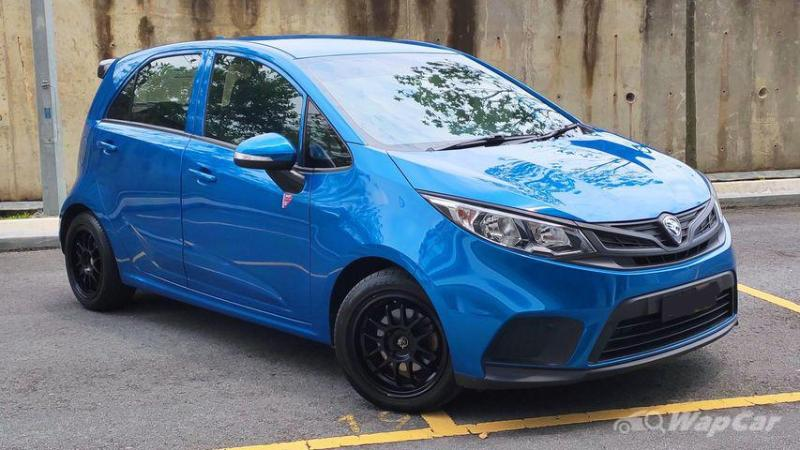 Owner Review: A good performing manual hatchback - My 2020 Proton Iriz 1.3 Standard MT MC2 02